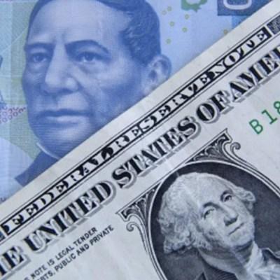 Foto: El dólar avanza y se vende en 18.90 pesos, ante temor por coronavirus