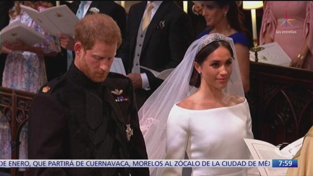 el futuro del principe harry y su esposa meggan markle