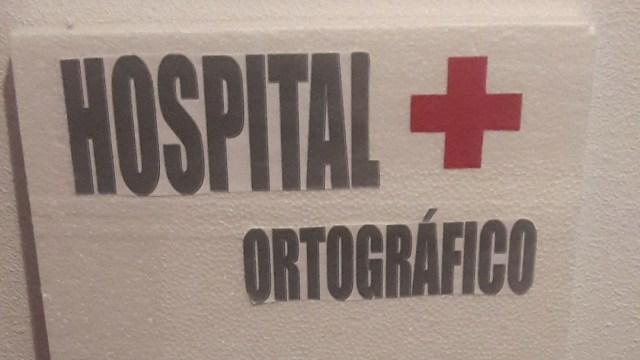Maestra crea 'Hospital Ortográfico' para enseñar a escribir