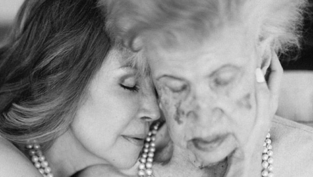 Foto: Muere Josefina Aguilar, madre de la cantante Guadalupe Pineda, 09 de enero de 2020, (Facebook)