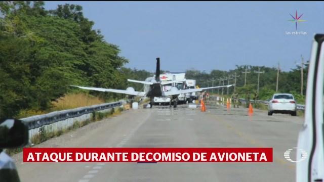 Foto: Enfrentamiento Avioneta Bacalar Soldado Muerto 27 Enero 2020