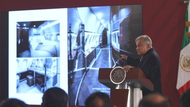 Las 5 propuestas de AMLO para vender el avión presidencial