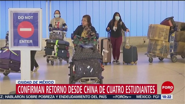 FOTO: estudiantes sonorenses en china regresaran a mexico asegura ebrard