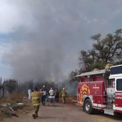 Explosión de pirotecnia en Zumpango, Estado de México, deja dos muertos