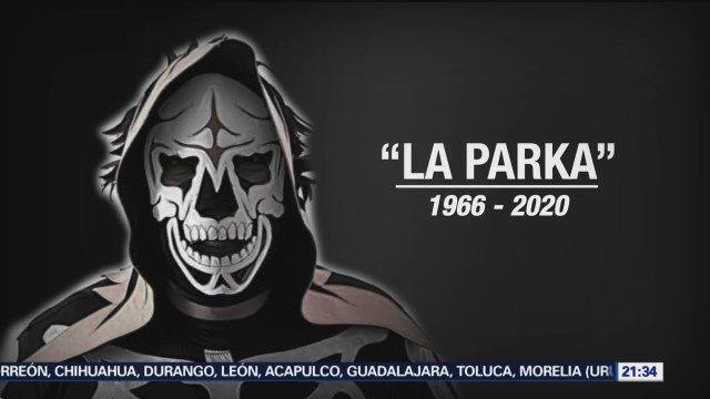 FOTO: 11 enero 2020, fallece el luchador mexicano la parka
