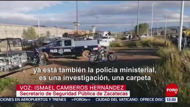FOTO: familiares de presos de cereso de cieneguillas exigen informes tras motin