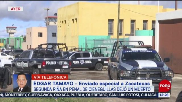 Foto: familiares de reos ingresan al penal de cieneguillas tras rinas que dejaron 17 muertos, 3 de enero de 2020