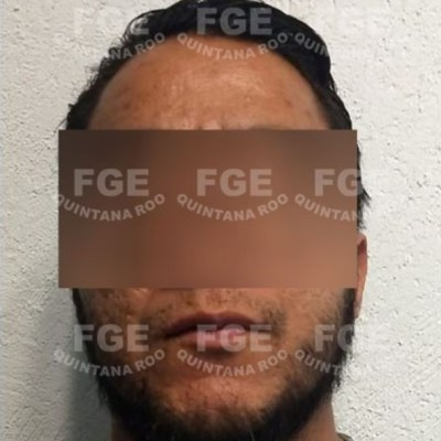 Foto: El 29 de junio de 2019, Amid 'P' fue detenido por autoridades federales y estatales de Quintana Roo por portación de arma de fuego, sin embargo, tras nueva reaprehensión se le acusa de homicidio calificado
