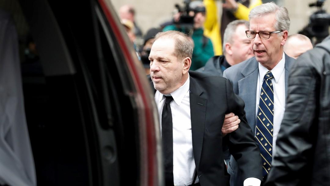 Foto: Fiscal de Los Ángeles acusa a Harvey Weinstein de violación y agresión sexual