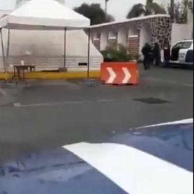 Atrapados en centros comerciales, reportan balaceras y bloqueos en Nuevo Laredo, Tamaulipas
