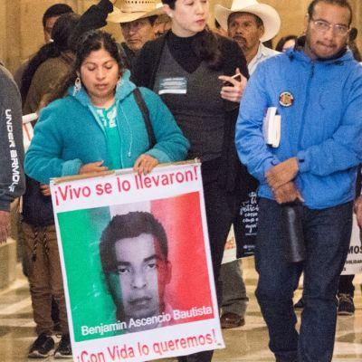 Caso Ayotzinapa podría tener resultados en marzo