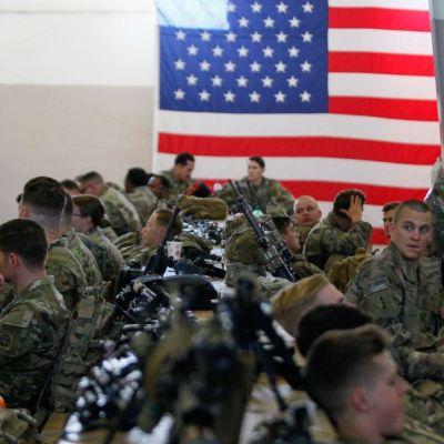 Desmienten salida del Ejército de Estados Unidos de Irak