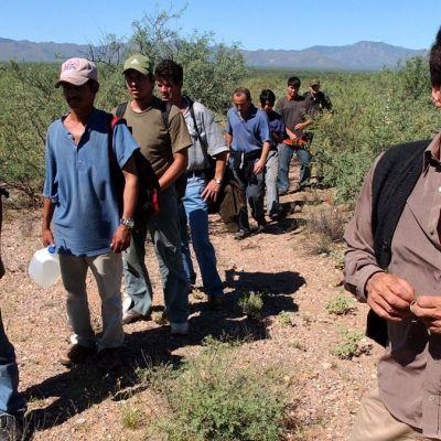 EEUU analiza enviar migrantes brasileños a México