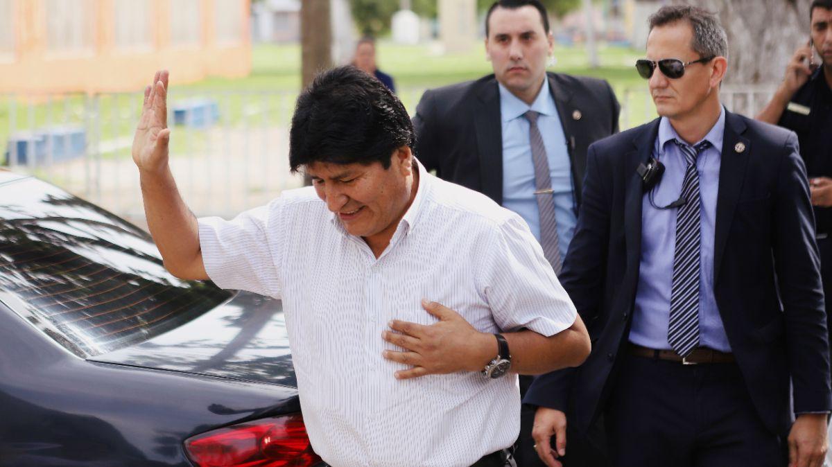 Investigan a exfuncionarios de Evo Morales.