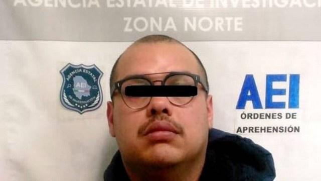 Foto: Detienen en Chihuahua a participante en el robo a la Casa de Moneda de la CDMX, 09 de enero de 2020, (Fiscalía de Chihuahua)