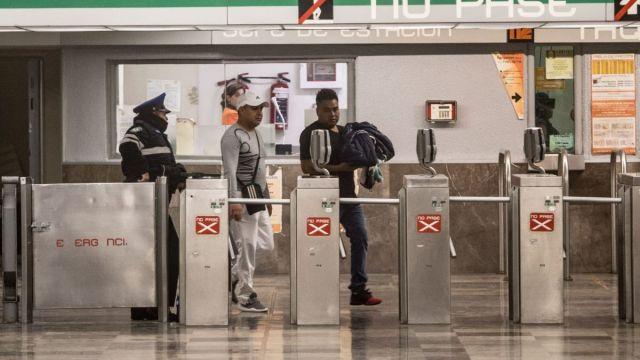Foto: Línea B del Metro del a Ciudad de México. Cuartoscuro