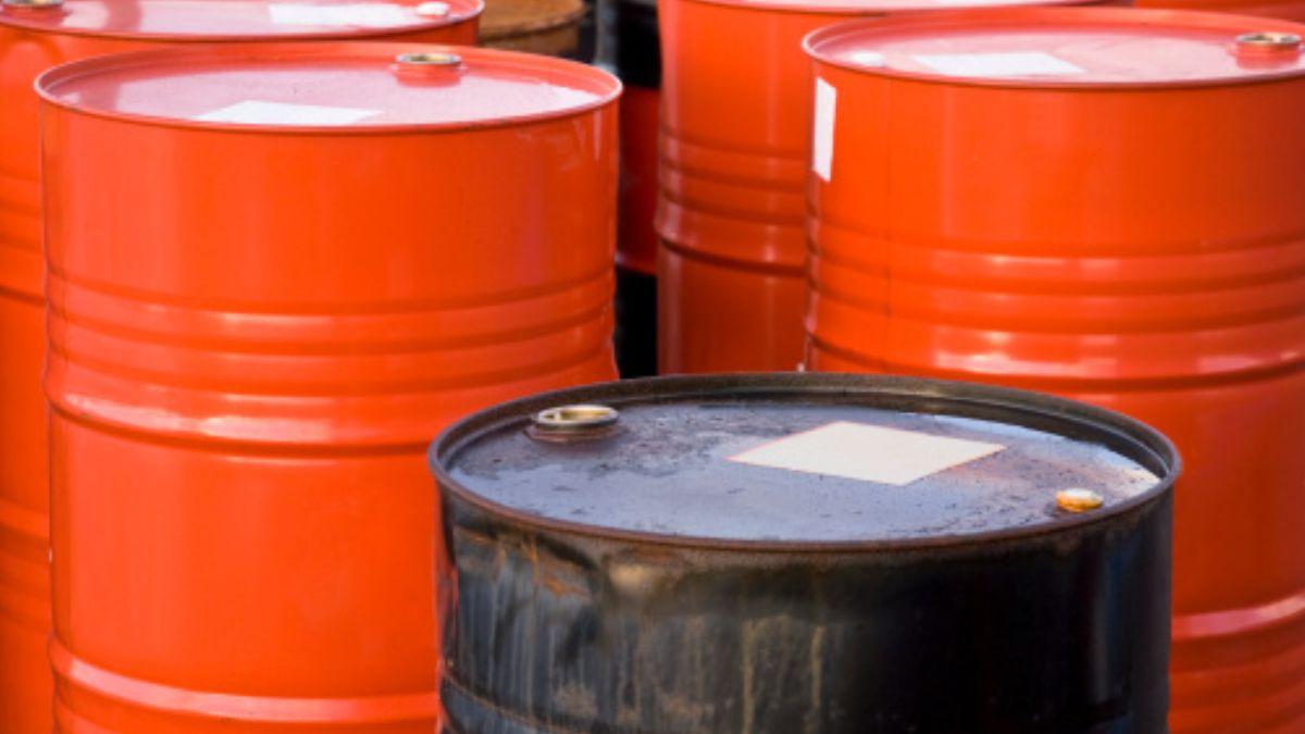 Foto: Barriles con petróleo. Getty Images