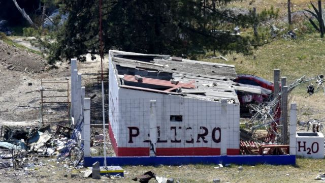 Foto: Explosión de polvorín en Tultepec, Estado de México. Cuartoscuro/Archivo