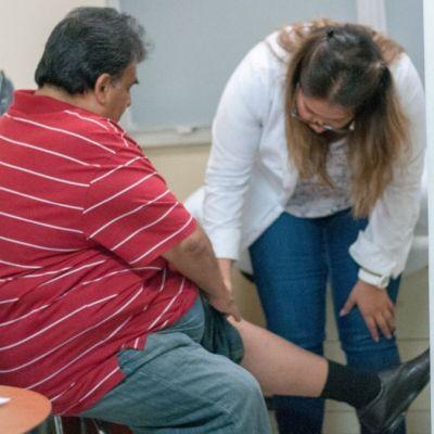 Grasa abdominal incrementa riesgo de ataques cardiacos