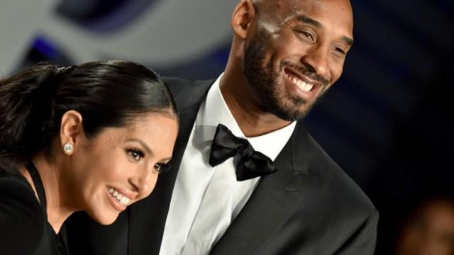 Foto: Vanessa y Kobe Bryant. Getty Images