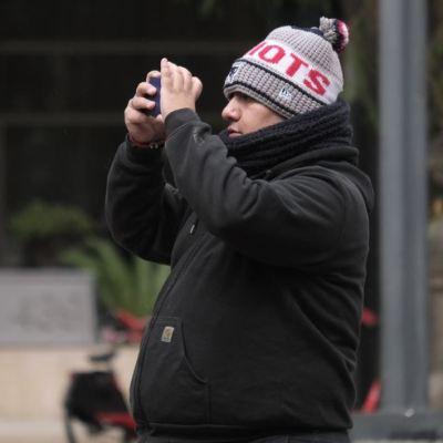 FOTO: Frente frío 34 provocará lluvias dispersas en la CDMX, el 27 de enero de 2020