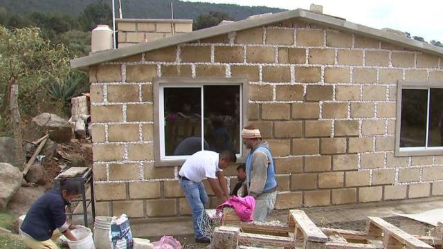 Fundación 'Vamos a Dar' ayuda a familias que viven en hacinamiento