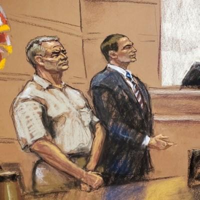 García Luna recibe mismo trato que 'El Chapo': Vive aislado