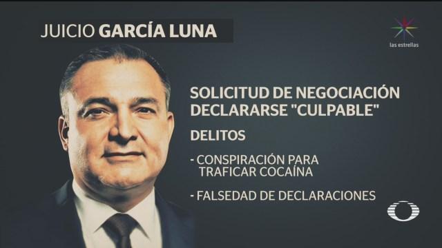 Foto: Genaro García Luna Estados Unidos Declararse Culpable 6 Enero 2020