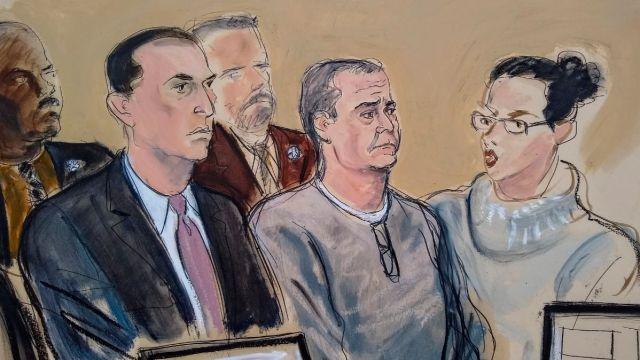 Fiscalía de EEUU pide aplazar audiencias de García Luna