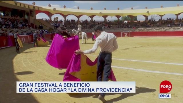 gran festival a beneficio de la casa hogar la divina providencia
