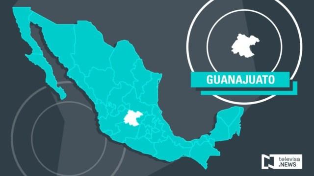IMAGEN Comando armado asesina a 6 personas en San Francisco del Rincón, Guanajuato (Noticieros Televisa)