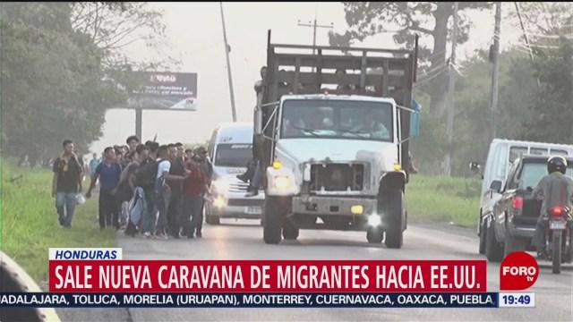 Foto: Caravanas Migrantes Guatemala México Acuerdan Frenarlas 15 Enero 2020