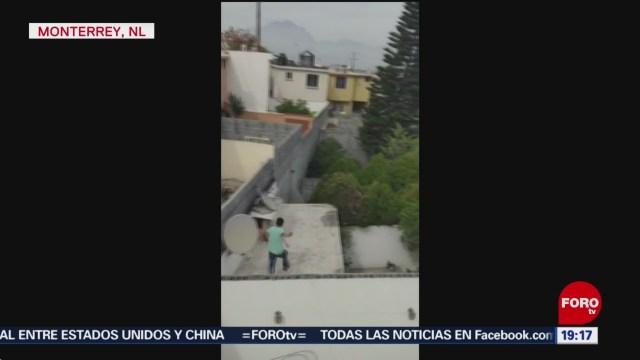 Foto: Habitantes Monterrey Exigen Alto Robos Habitacionales 15 Enero 2020