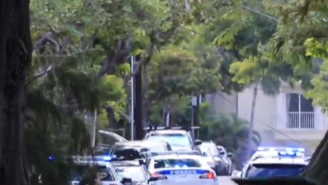 FOTO: Se registra tiroteo en Hawai, dos policías mueren, el 19 de enero de 2020
