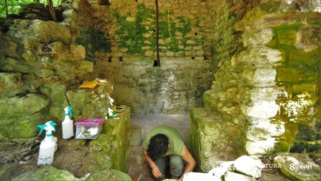 INAH protege pirámides de vestigios arqueológicos en Yucatán