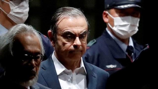 Foto: Interpol emite orden de arresto contra expresidente de Nissan