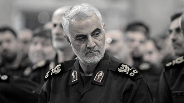 Imagen: El general Soleimani estaba a cargo de los asuntos iraquíes en el ejército ideológico de la república islámica y Abu Mehdi al Muhandis era el número dos de las Fuerzas de Movilización Popular