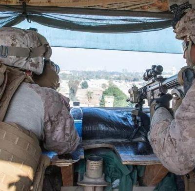 Varios cohetes impactan cerca de base iraquí con tropas de EE.UU.
