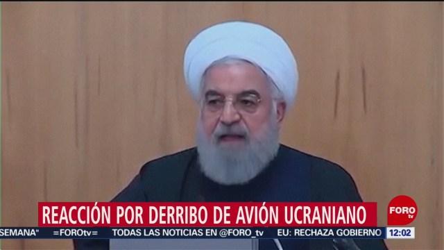 FOTO: 11 enero 2020, iran promete castigo para culpables de derribo de avion ucraniano