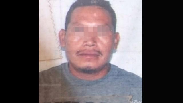 Detienen a presunto traficante de personas con siete niños