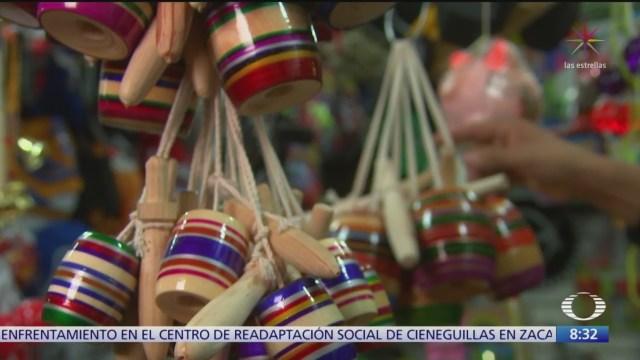 Foto: juguetes tradicionales mexicanos que puedes encontrar en el mercado de sonora cdmx