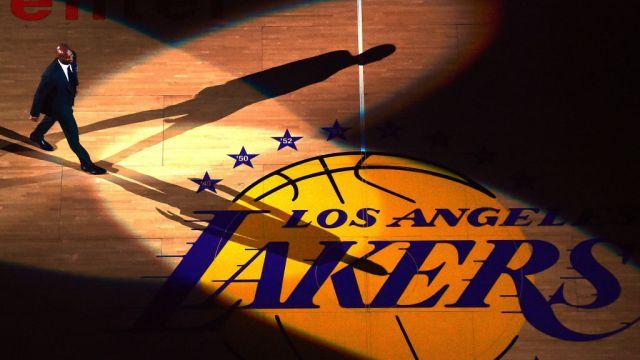 18/12/2017. Kobe Bryant Lakers Los Angeles Quien Fue Los Pleyers, Kobe Bryant en la duela de Los Lakers.