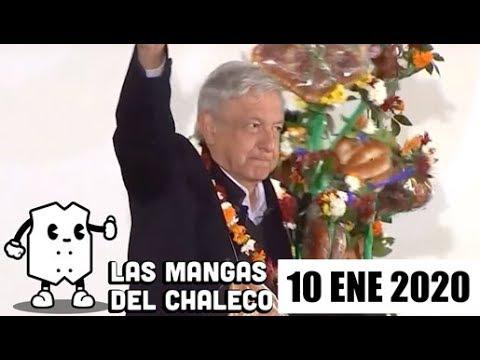 FOTO: Las Mangas del Chaleco 10 enero 2020