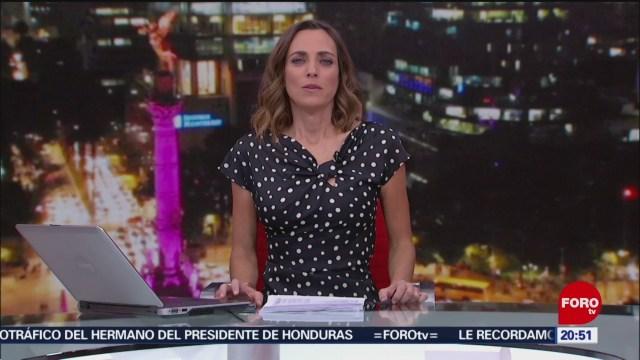 Foto: Las Noticias Ana Francisca Vega Programa Completo Forotv 8 Enero 2020