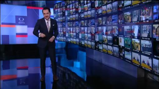 las noticias con claudio ochoa programa completo del 16 de enero del