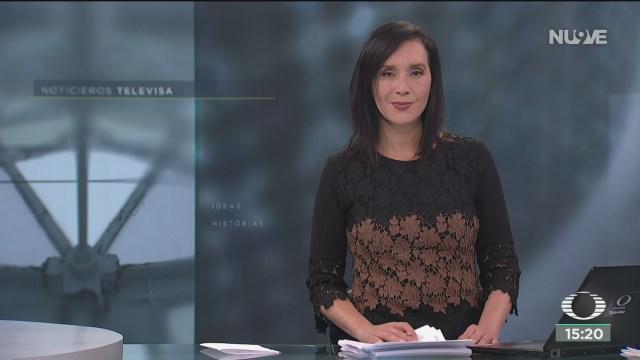 FOTO: las noticias con karla iberia programa del 14 de enero del
