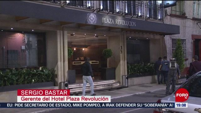 Foto: Empleados Hotel Acusados Secuestro Liberados 27 Enero 2020
