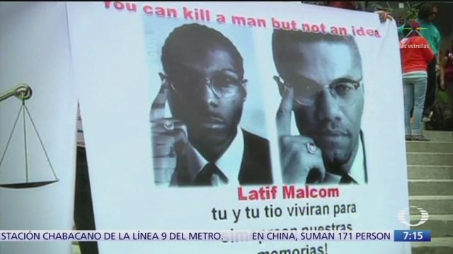 libres los tres acusados de asesinar a nieto del activista malcom x