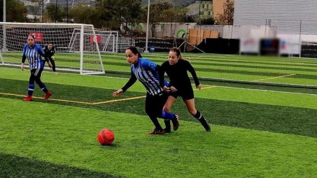 Foto: La cuarta edición de la Copa Nacional de la Liga MamáFut se celebró en noviembre del 2019