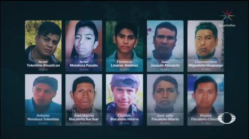 Foto: Los Ardillos Implicados Masacre Músicos Guerrero 22 Enero 2020